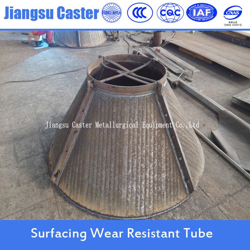 Direct Factory Produce Bimetallic Compund Abrasion Resistant Steel Tube