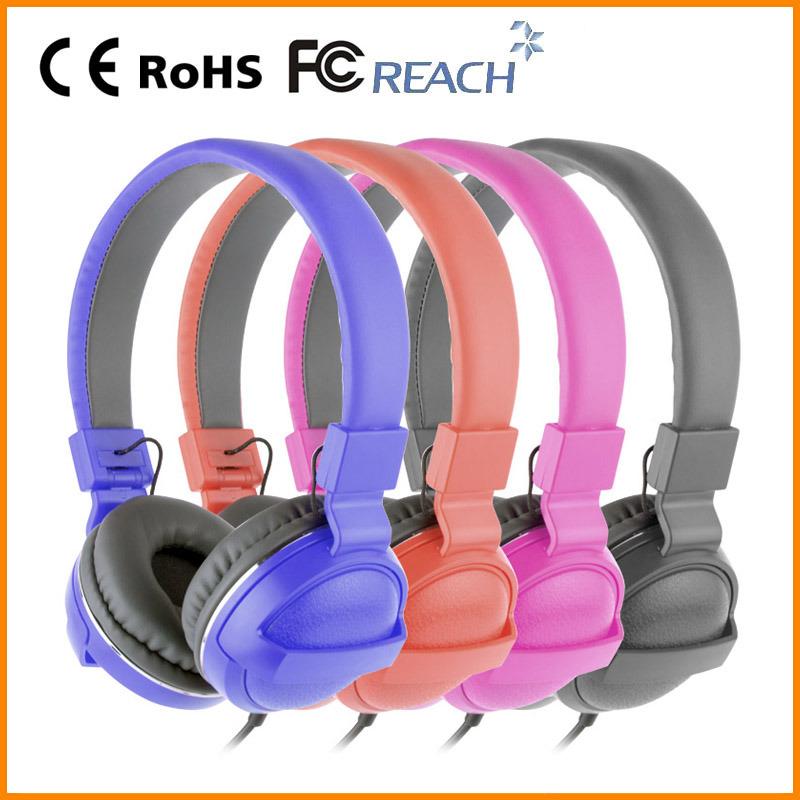 Factory Super Bass Computer Stereo Headphone (RMC-318)