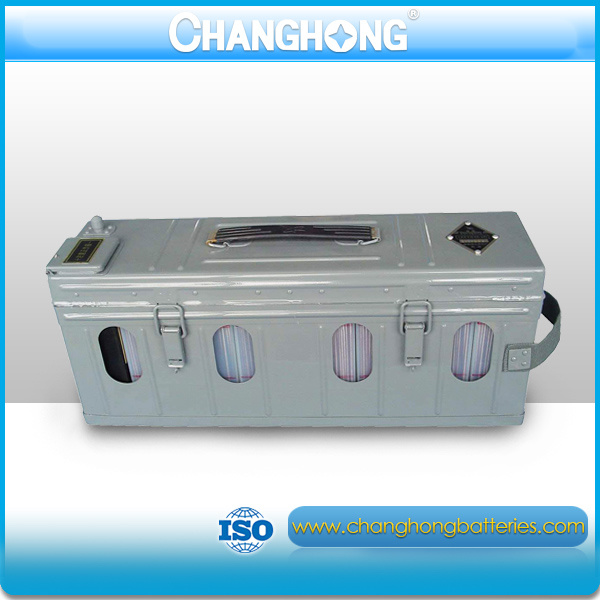Changhong Aircraft Silver Zinc Battery (AG-Zn battery, Aircraft Battery)