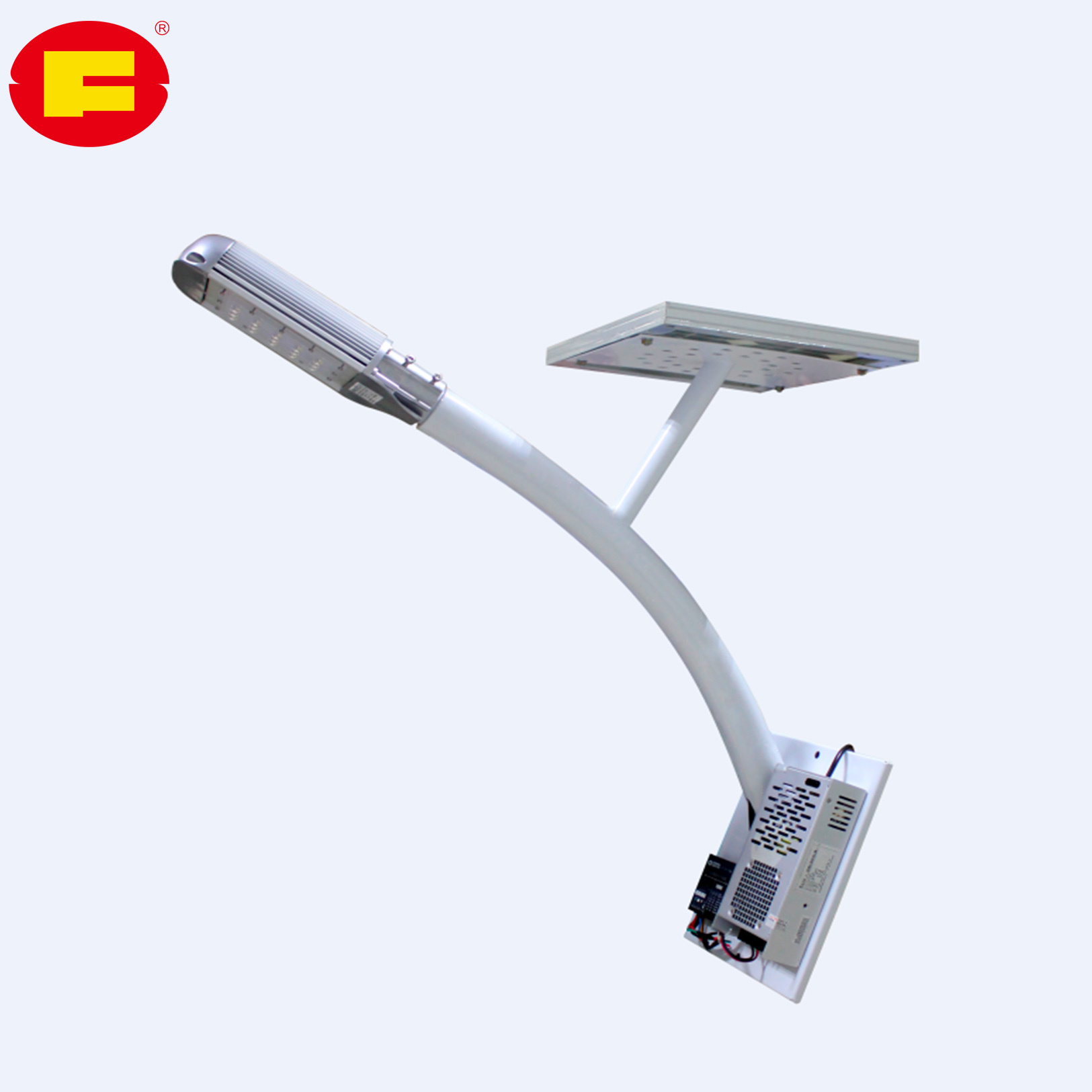 Solar LED Streetlight Used for Upgrade LED Road Light as Retrofit Kit
