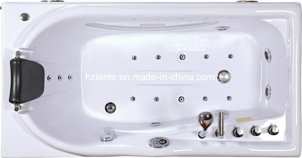 Arabic Body Whirlpool Massage Bathtub (TLP-634G)
