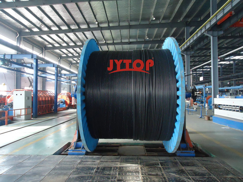 6/10kv Yxc7V-R (TS) XLPE Insulation PVC Sheath Copper Cable, N2xsy VDE0276 Cable