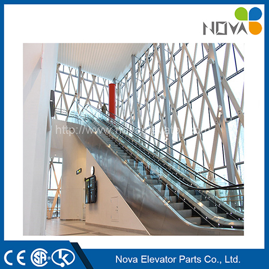 Heavy-Duty Public Transport Outdoor Indoor Escalator