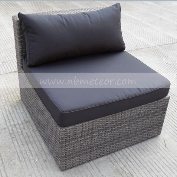 Patio Outdoor Rattan Furniture Wicker Sofa Set Garden Hotel Set (MTC-105)
