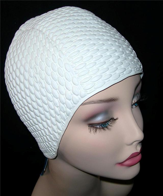 Fashionable Silicone Swimming Hat for All Seasons