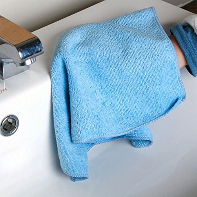 Custom Print Table Kitchen Car Microfiber Cleaning Cloth