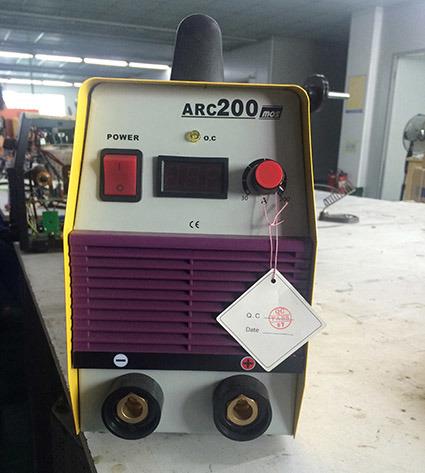 Inverter Arc Welding Machine (ARC200)