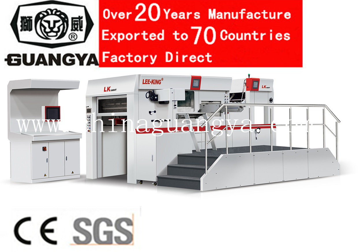 Automatic Hot Foil Stamping Machine with CE Approved