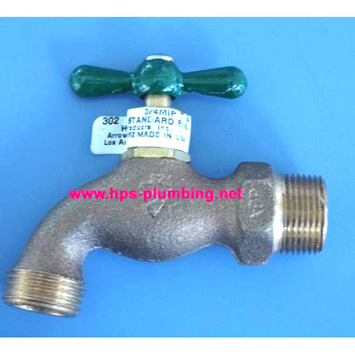 Brass or Lead Free Brass Hose Bibcock with High Quality