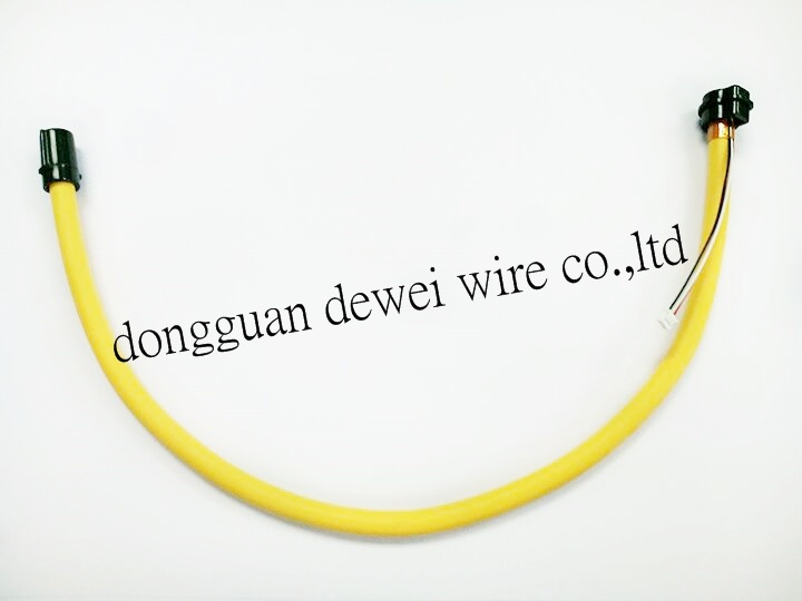 Insulated Sensor Cable With15 AWG
