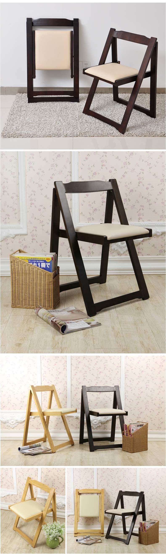 Outdoor Folded Chair Garden Chair (M-X1062)