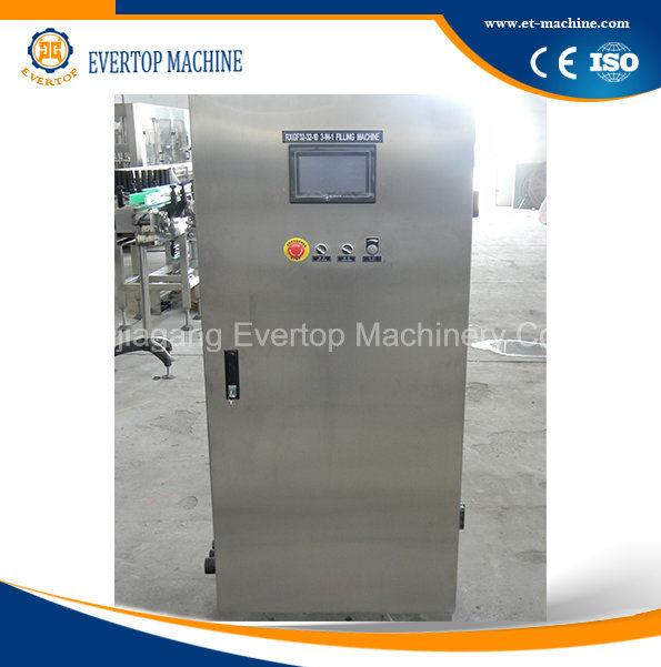 Bottle Juice Filling Machine