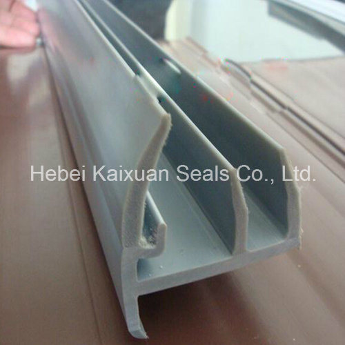 PVC Container Door Seal Refrigerated Truck Rubber Strip