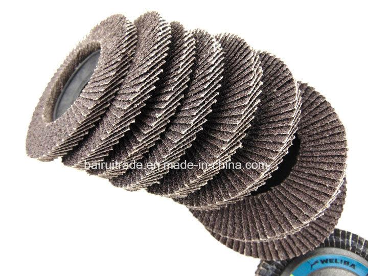 Sanding Grinding Wheel Flap Sanding Disc for Polishing