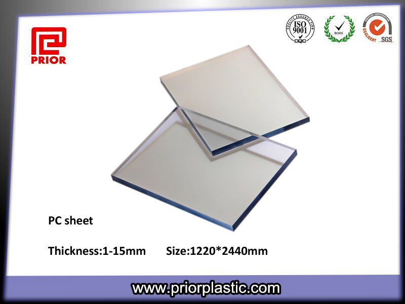 6mm ESD PC Clear Sheet