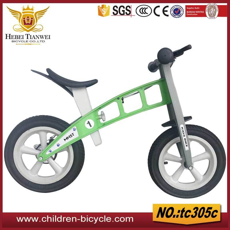 High Quality Wooden Balance Bikes From China