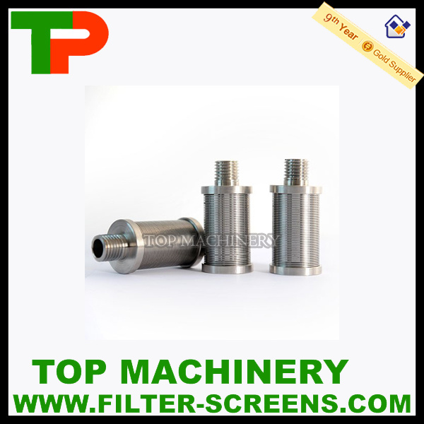 Water Treatment Filter Nozzles