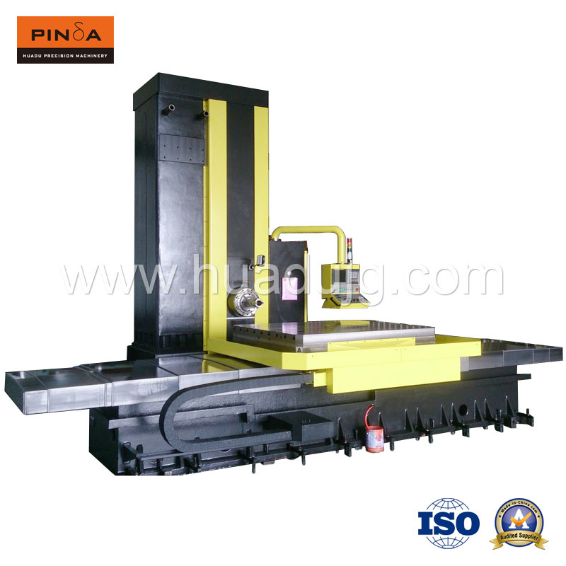 Five Axis Horizontal Boring and Milling CNC Machining Center