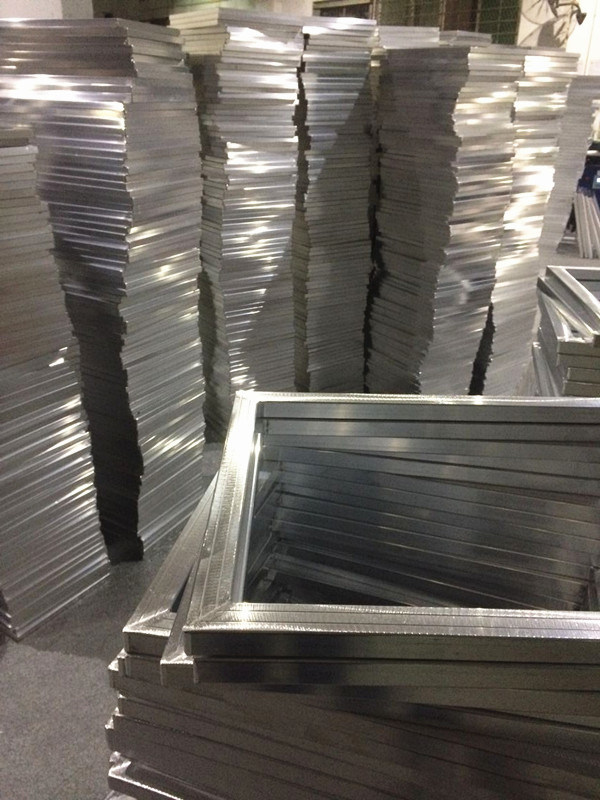 Aluminus Frame for Screen Printing