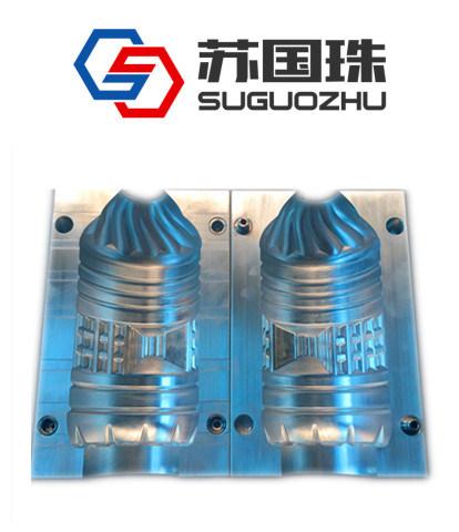 5L Pet Bottle Blowing Mould for Semi-Auto Machine