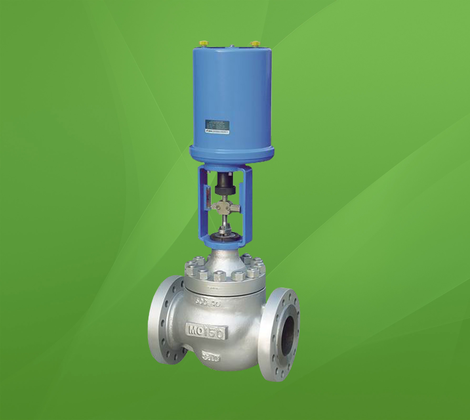 Electric Actuated Single Seat Control Valve with Globe Type (GZDLP)