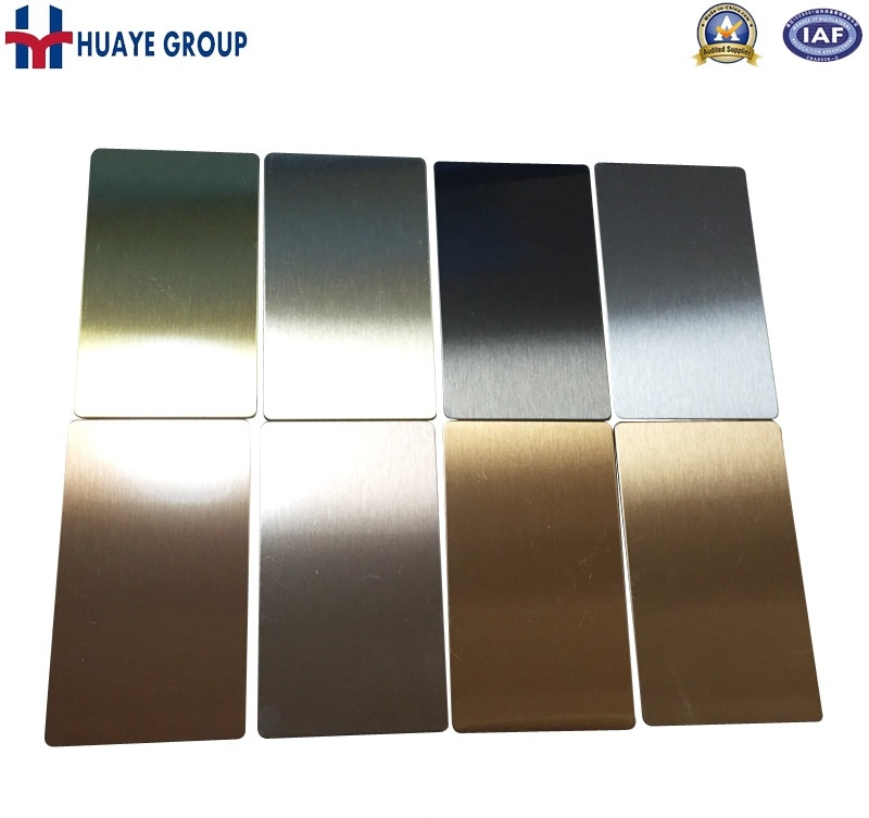 Color-Decorative Plate and Sheet