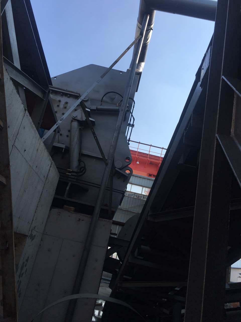 PSX900 Scrap Steel Shredder Line