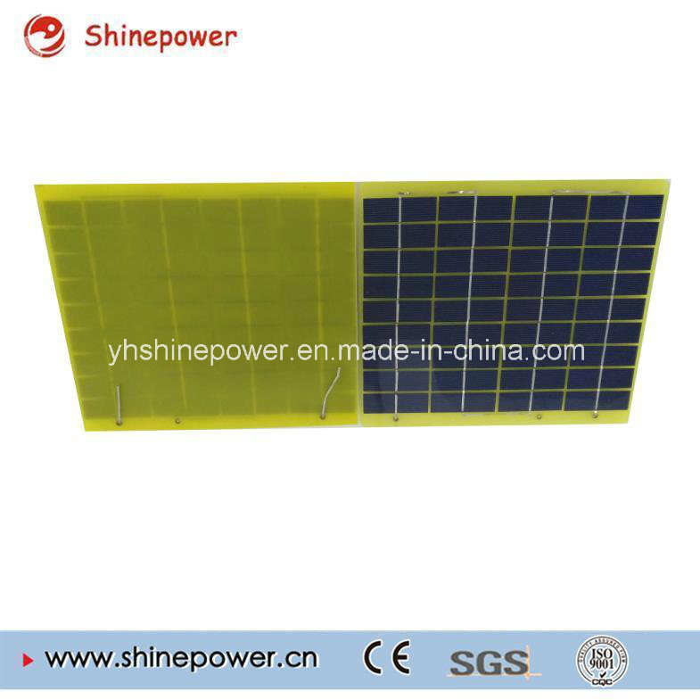 Mini PCB Laminated Solar Modules for Solar Charger.