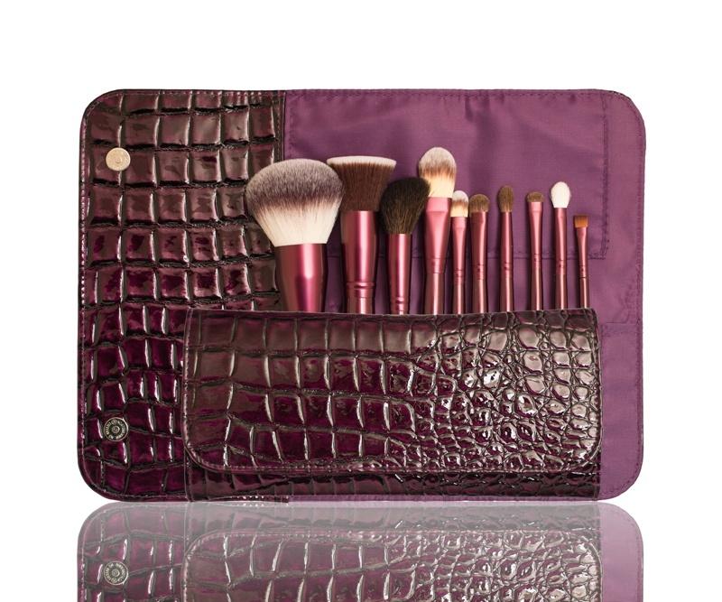 Professional Synthetci Hair Makeup Brush Cosmetic Brush (10PCS)