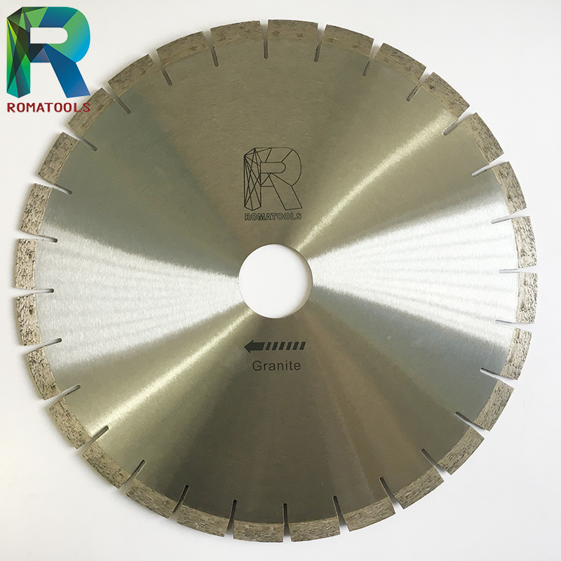 "16"" Diamond Saw Blades for Granite Cutting"