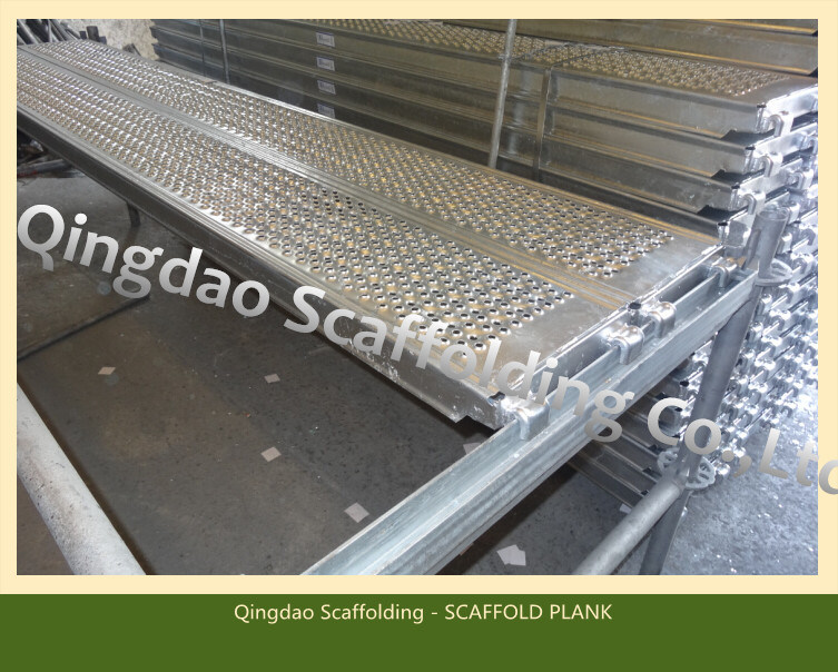 Walking Board / Platform/Steel Board/Galvanized Steel Plank