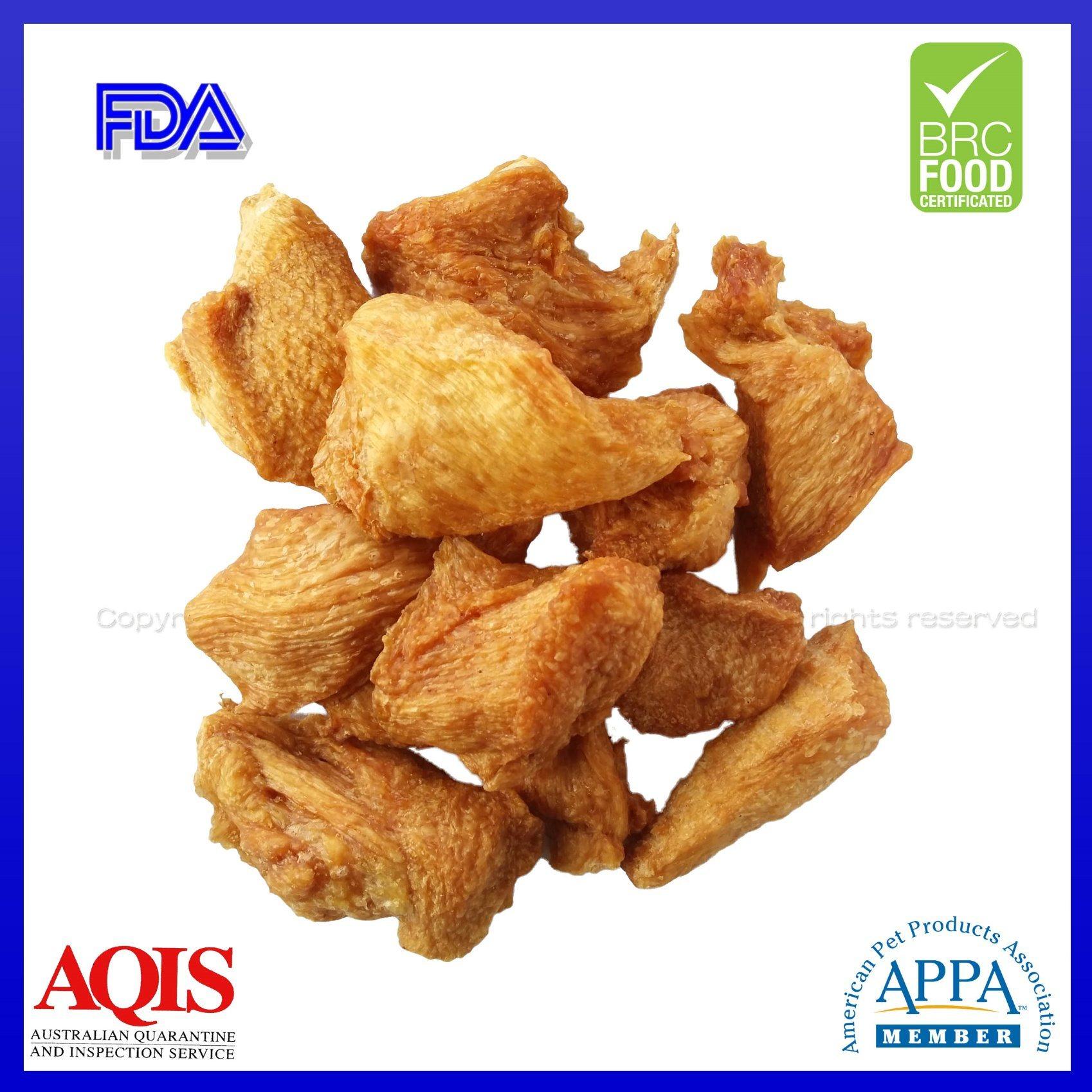 Freeze Dried Chicken Breast Nugget Pet Treats Dog Snacks