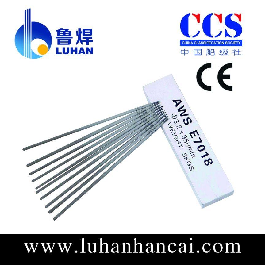 Carbon Steel Welding Electrodes E6018 E7016