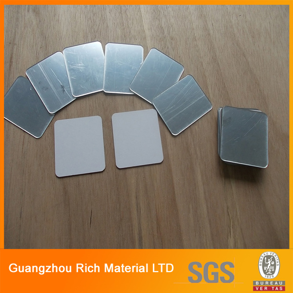 1mm 2mm 3mm Silver Plastic Mirror PMMA Acrylic Sheet for Cutting