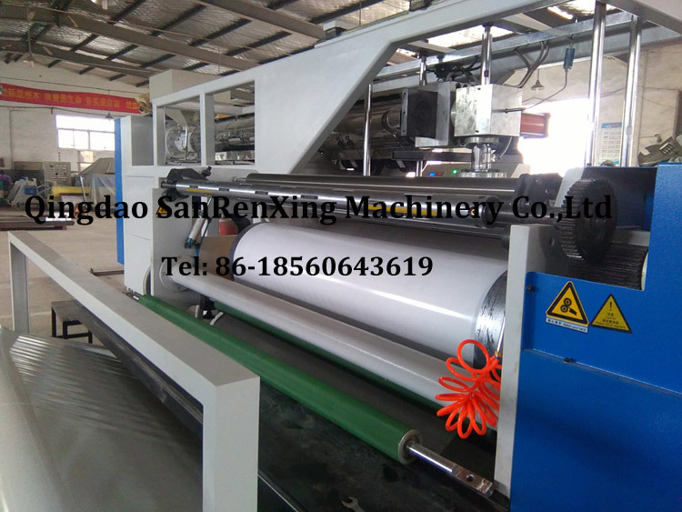 TPU Casting Extrusion Coating Machine