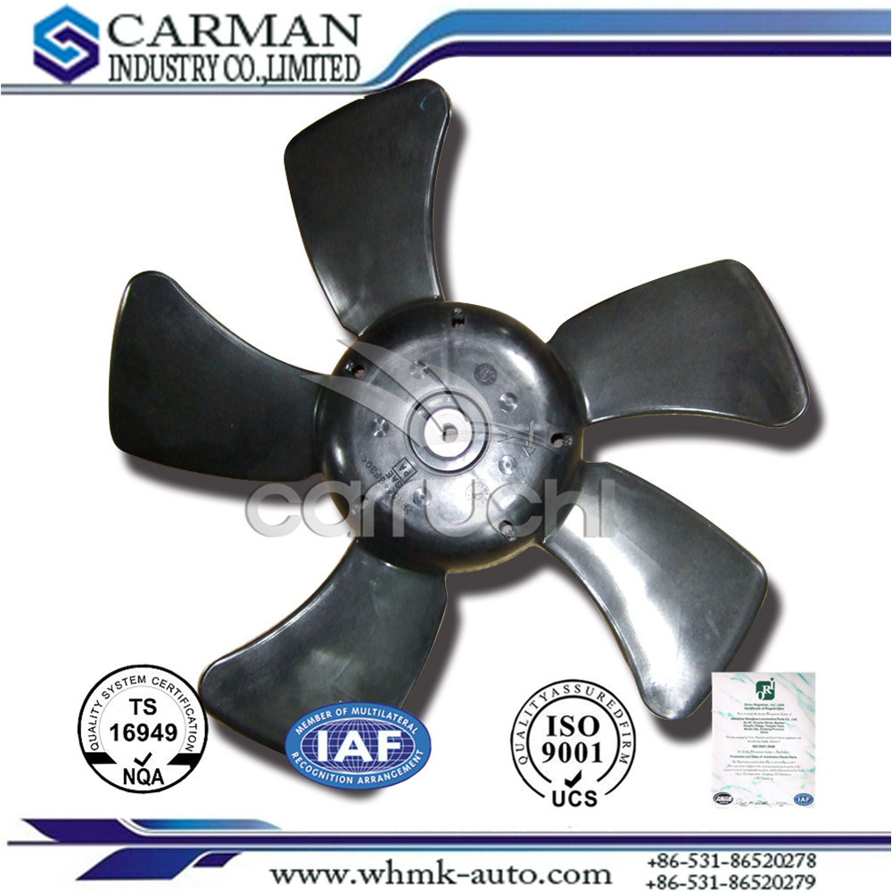 Cooling Fan for M6 Mazda 5 Blades