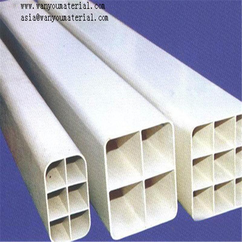 Heat Resistant Plastic Tubing Clear Plastic Tubes Rigid PVC Pipe