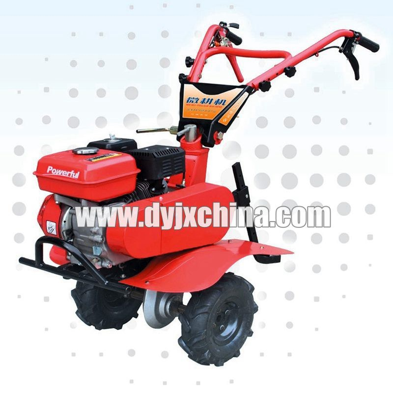 4kw Mini Farm Power Tiller, Garden Management Machine (diesel/gasoline power)