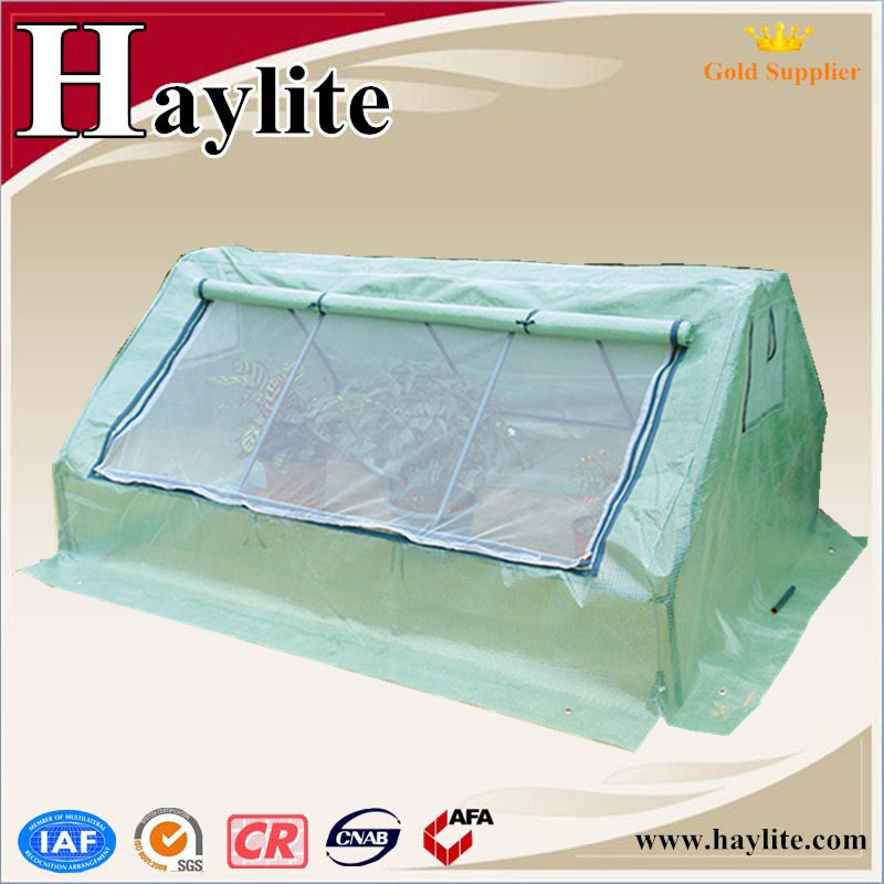 Use for Agricultural PE UV-4 Galvanized Steel Pipe Frame Green House