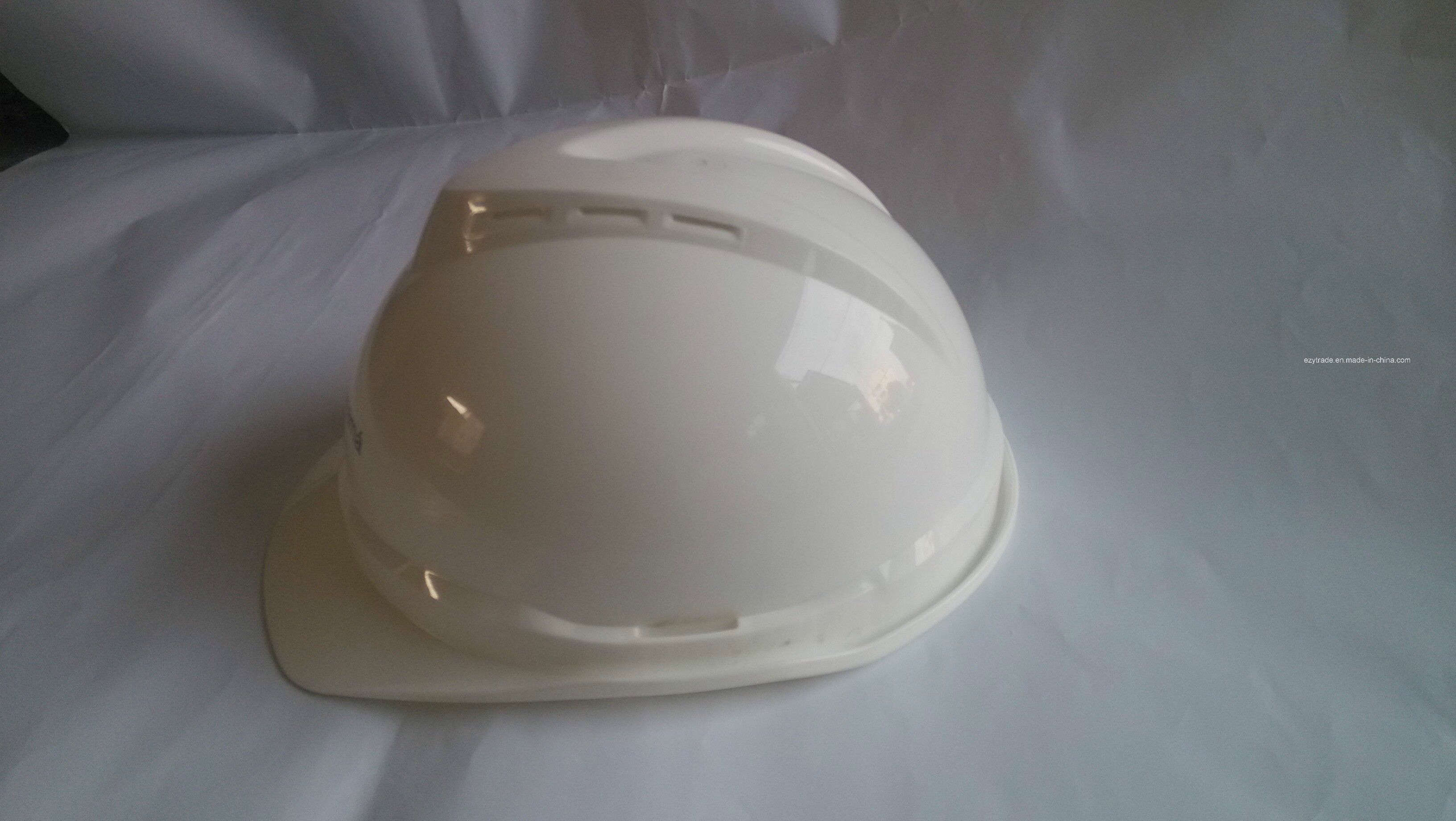 V Guard Safety Helmet /Hard Hat Workshop Construsction Used