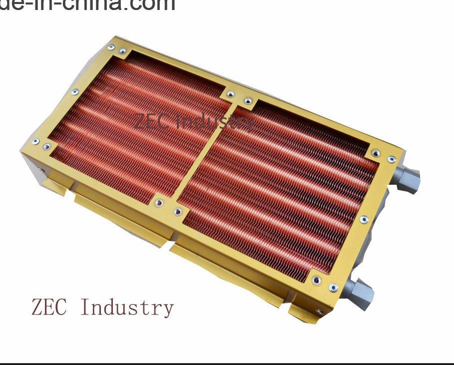 Fin Tube Steam Heat Exchanger 10 Bar