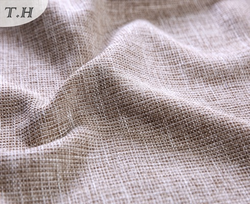 The Harder Texture Linen Fabric for Sofa Covers