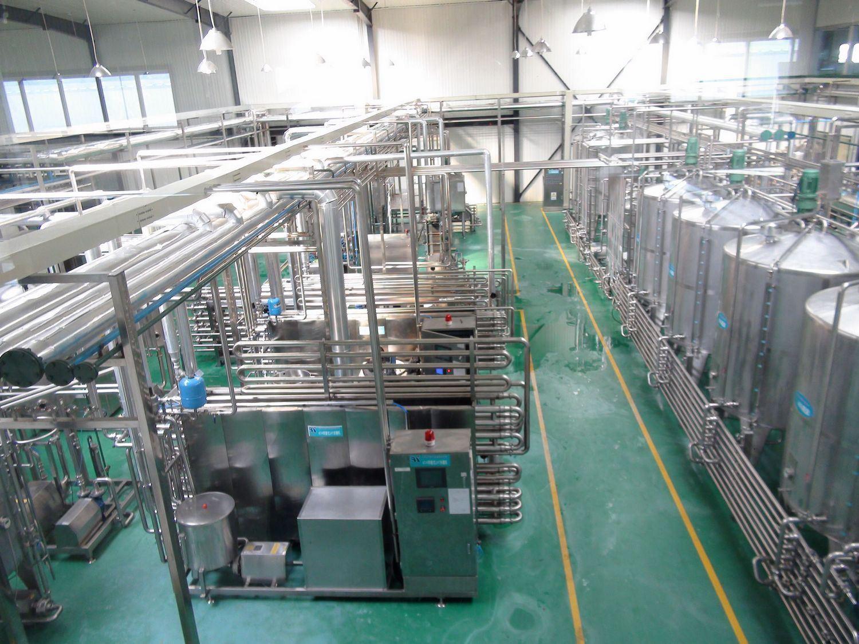 Hot Filling Bottled Beverage Processing Line (1-40TPH)