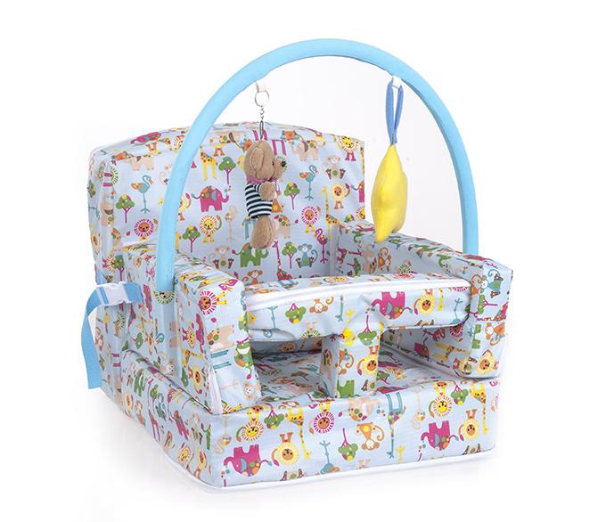 2 In1 Baby Crib Sofa Folding Folding Stool Protection Bar