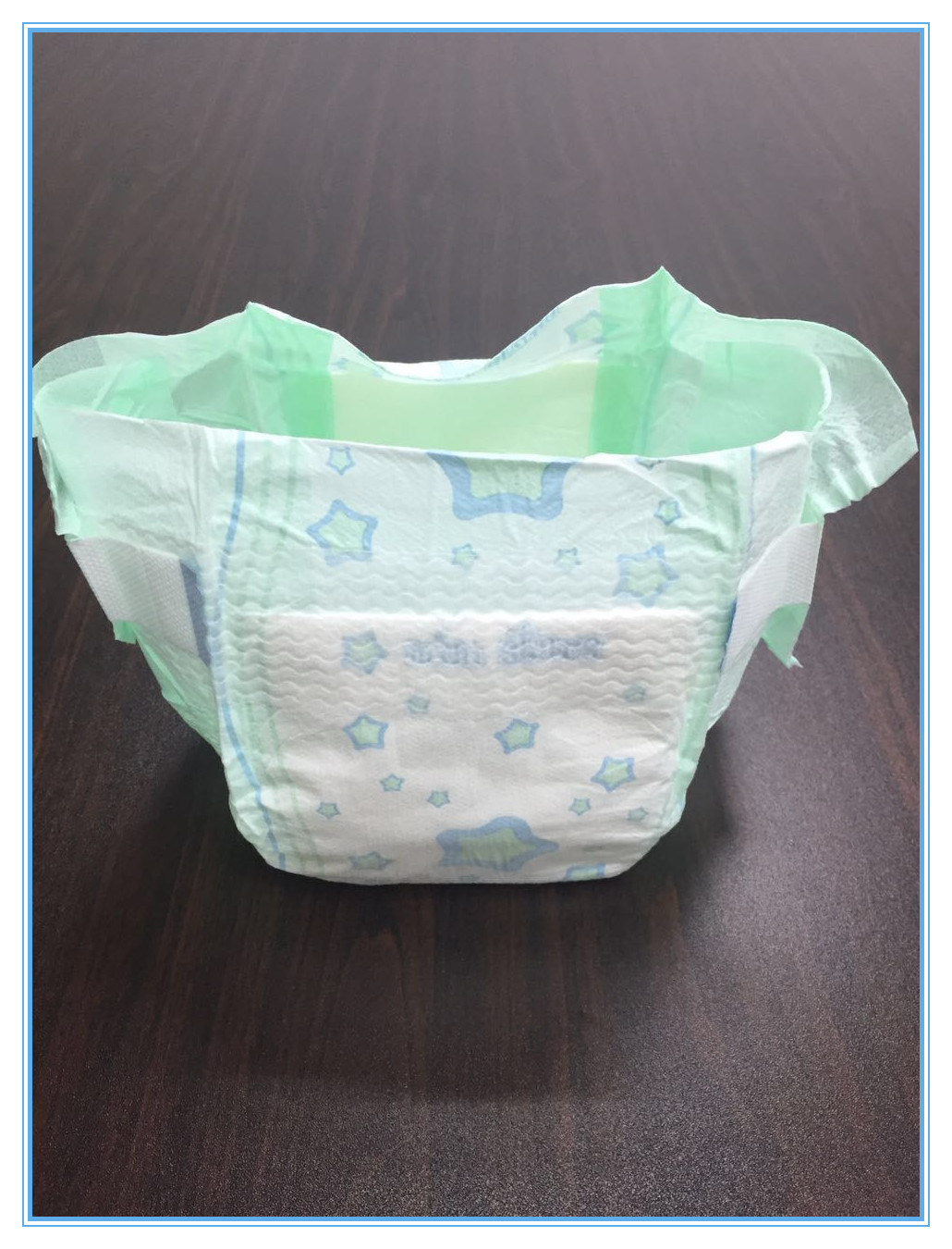 High Quality Soft Breathable Baby Diapers
