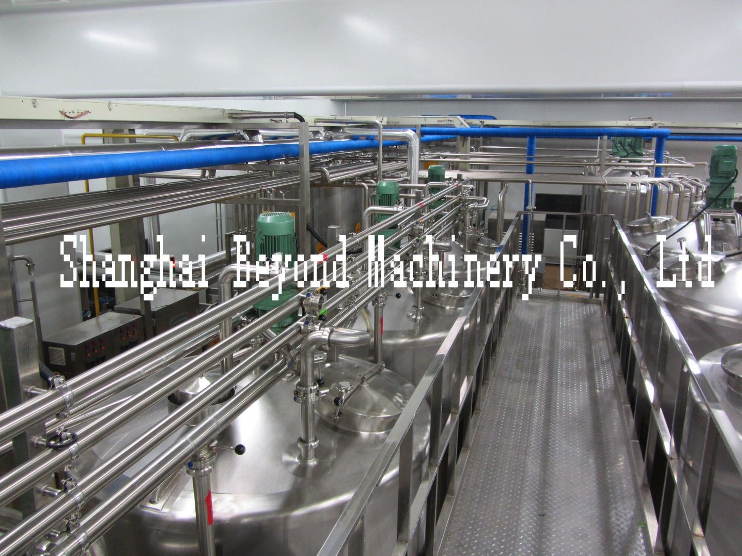 Dairy Production Line Turnkey Project (500L-500000L/D)