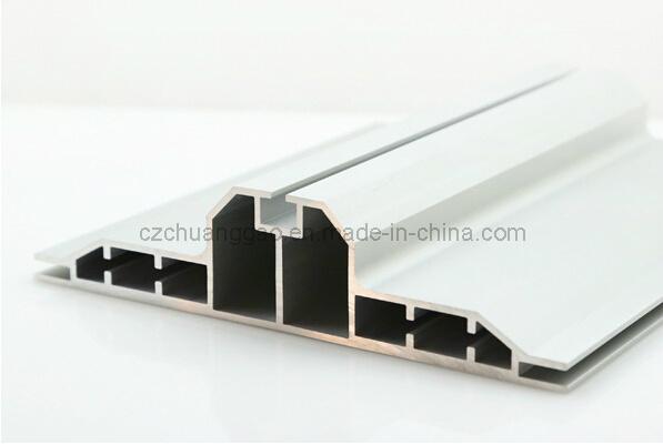 Kd-180 Strong Fabric Aluminium Extrusion
