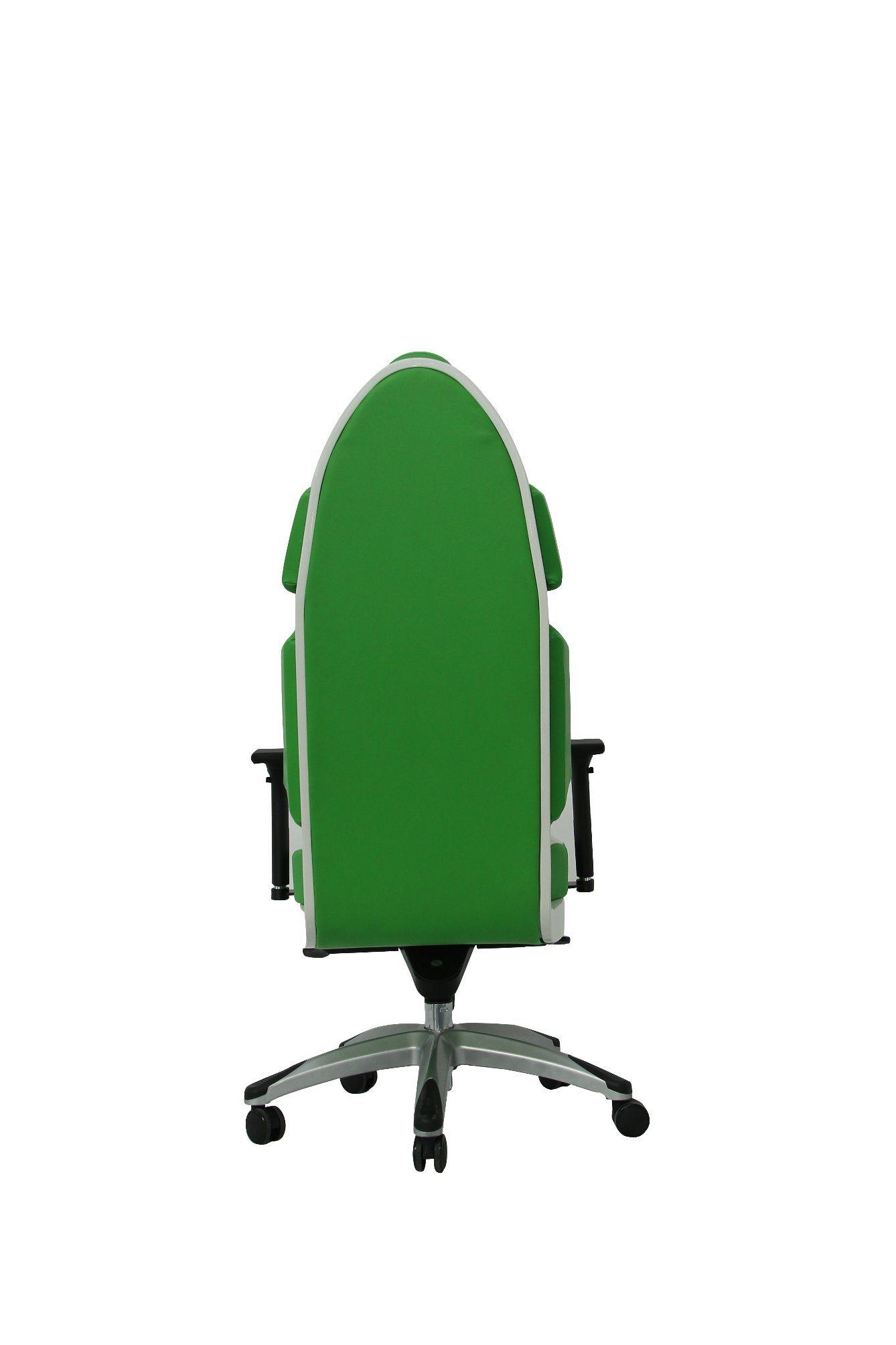 Luxury Green Fashion PU Office Chair