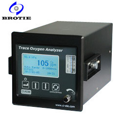 Brotie Ppm Level Oxygen Analyzer