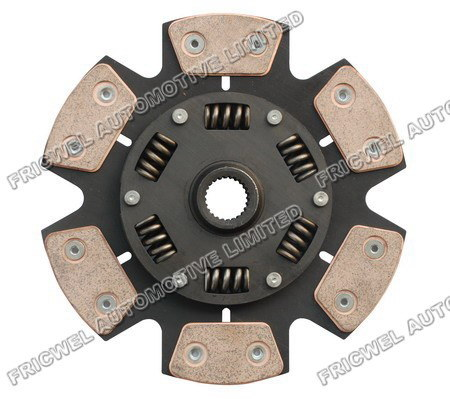 Clutch Disc for Racing Cars (HCD015U)